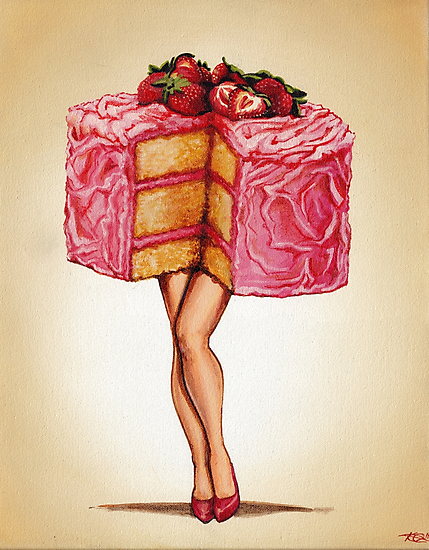 Hot Cakes by Kelly  Gilleran