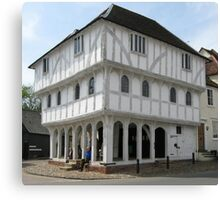 Thaxted Guild Hall Canvas Print