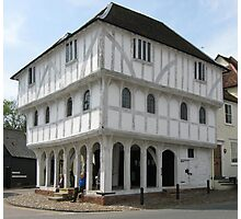 Thaxted Guild Hall Photographic Print