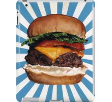 Cheeseburger iPad Case/Skin