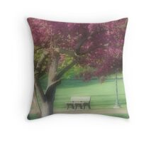 Rejuvinate Throw Pillow