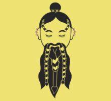 Lady Dwarf: Firi Kids Tee