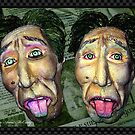 """""""I feel sick"""" The Twin Face by Patricia Anne McCarty-Tamayo"""