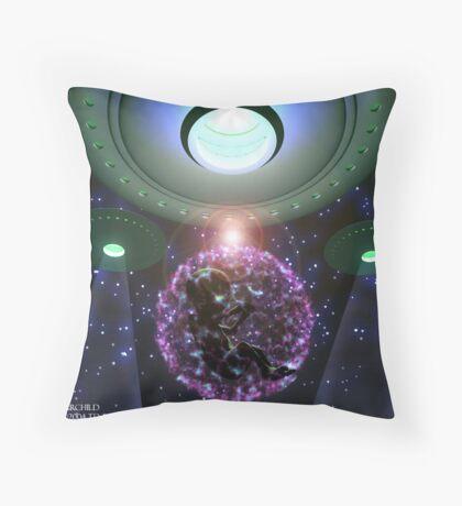 StarChild (c)2004 Throw Pillow