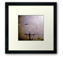 Drifting Into Daydreams Framed Print