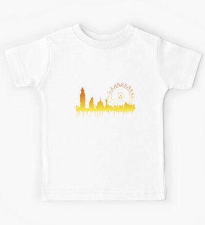 London Landscape Kids Tee