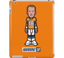 Manning 18 iPad Case/Skin