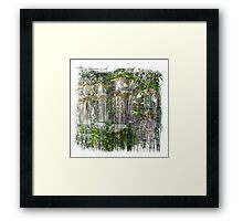 The Atlas Of Dreams - Color Plate 95 Framed Print