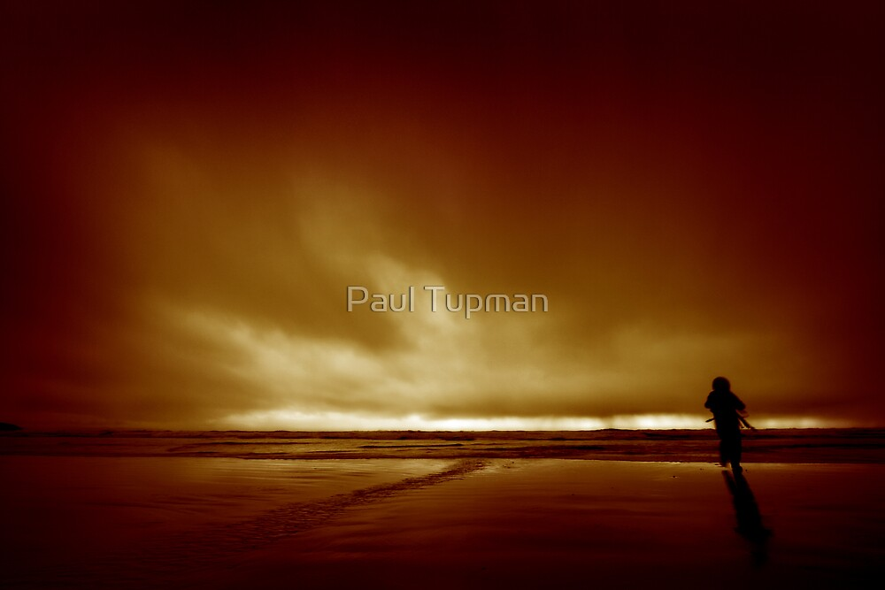 The Chase by Paul Tupman