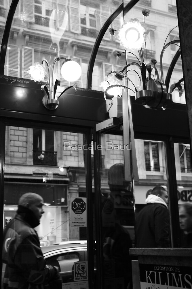 Parisian atmosphere 04 by Pascale Baud