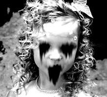 Haunted Girl by GrimDork