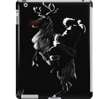 Time Lord Santa iPad Case/Skin