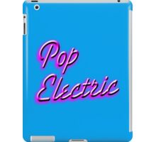 Pop Electric iPad Case/Skin