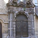 Antwerp - St Anna Chapel 1513 - Keizerstraat by Gilberte