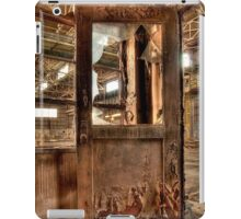 Rusty Entry iPad Case/Skin