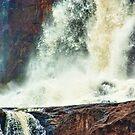 Iguazu Falls - Hitting the Rocks by photograham