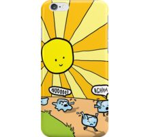 Cool Runnings  iPhone Case/Skin