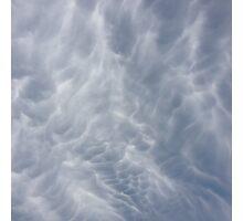 CloudZ - Captured Sky Photographic Print