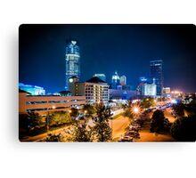 Downtown Oklahoma City Canvas Print
