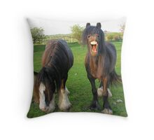 Do Something Funny! .... Throw Pillow