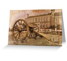 Ft Smith National Historic Site Greeting Card