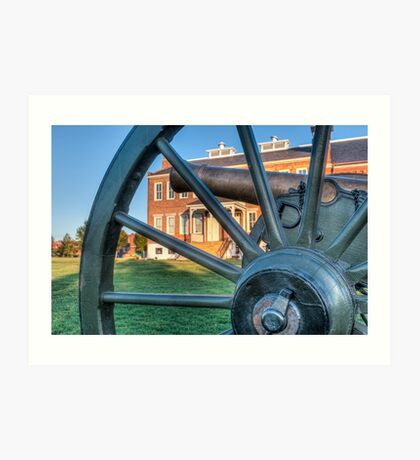 FORT SMITH NATIONAL HISTORIC SITE Art Print