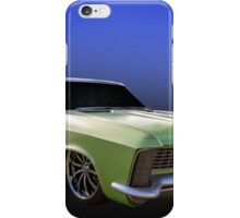 Riviera iPhone Case/Skin