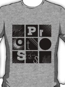 Grunge Protoss Model 3 T-Shirt