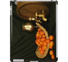 Kumkwats on Display... Free State, South Africa iPad Case/Skin