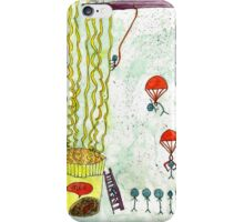The Mission of Instant Noodles iPhone Case/Skin