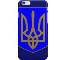 Coat of Arms of Ukraine iPhone Case/Skin
