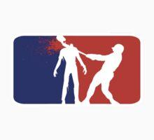 Major League Zombie  Kids Clothes