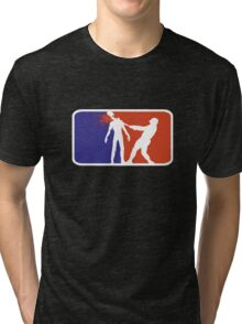 Major League Zombie  Tri-blend T-Shirt