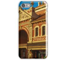 Adelaide Fruit and Produce Exchange iPhone Case/Skin