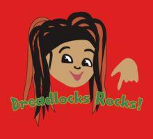 Dreadlocks Rocks fan Tee One Piece - Short Sleeve