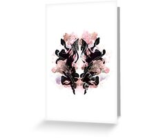 Blush Greeting Card