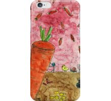 Everyone Love Carrot iPhone Case/Skin