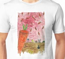 Everyone Love Carrot Unisex T-Shirt