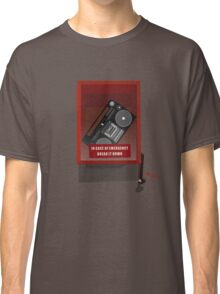Emergency Break Classic T-Shirt