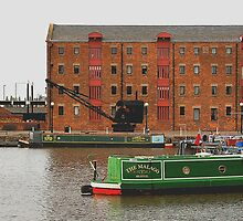 Gloucester Docks by WilliamtheIVth