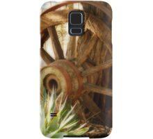 """""""Old Wagon Wheel""""  (South Africa) Samsung Galaxy Case/Skin"""