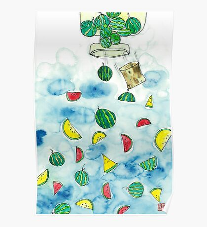 Why Watermelon Drop from Bottle? Poster