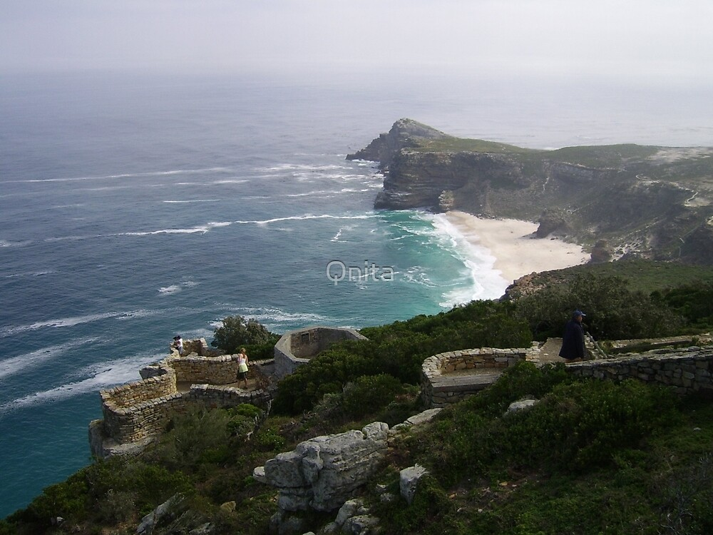 Summer waters... Cape Province, South Africa by Qnita