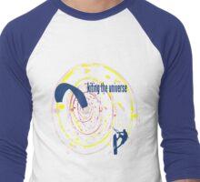 Kiting the Universe Men's Baseball ¾ T-Shirt