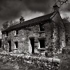 Abandoned Cottage by Alan E Taylor