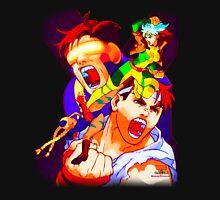 CAPCOM & MARVEL : X-MEN VS STREET FIGHTER  T-Shirt
