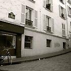 The Bike by Douzy