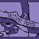 Action Pants by frownland