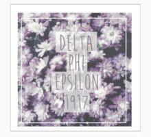 Delta Phi Epsilon Flower (Larger) by Natalie Benamor