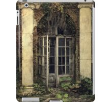 Forgotten chamber iPad Case/Skin
